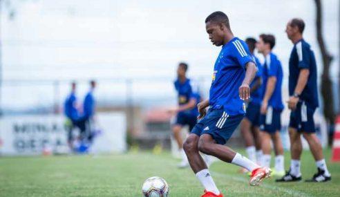 Fluminense fecha com atacante afastado do Cruzeiro por indisciplina