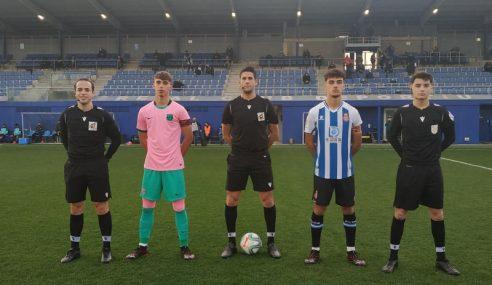 Espanyol vence dérbi e dispara na ponta do seu grupo no Espanhol Sub-19