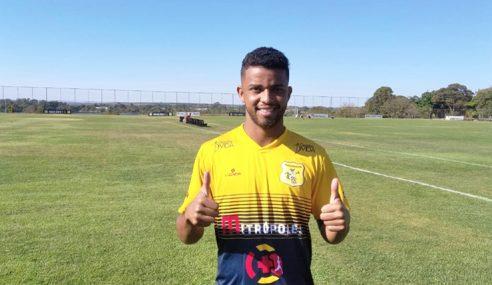 Brasiliense acerta com meia-atacante de 21 anos do Tocantinópolis