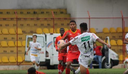Audax vira sobre o Comercial e garante vaga nas semifinais do Paulistão Sub-20