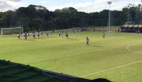 ABC faz dois gols em um minuto e empata com o Bahia pela Copa do Nordeste Sub-20