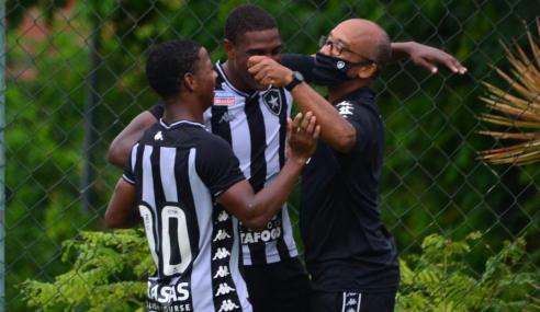 De virada, Botafogo vence Sport e cola no G-8 do Brasileirão Sub-20