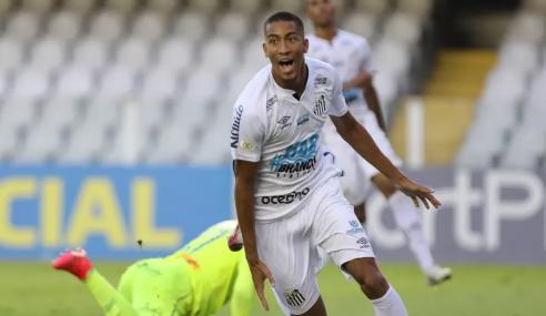 Santos contrata Bruno Marques em definitivo