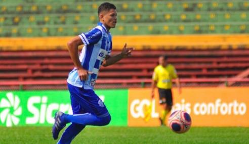 CSA derrota Confiança e conquista primeira vitória na Copa do Nordeste Sub-20
