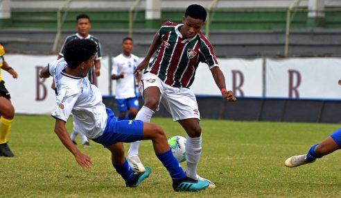 CBF define datas e horários das quartas de final da Copa do Brasil Sub-17