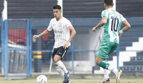 Juventude empata no fim, elimina Corinthians e avança no Brasileirão de Aspirantes