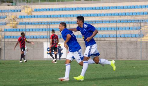 Brasileirão Sub-20: Cruzeiro se reabilita após dez rodadas e bate vice-líder Athletico-PR