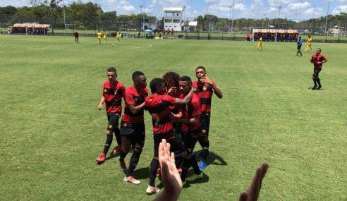 Pernambucano Sub-15 tem sete clubes na briga pelo título