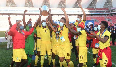 Moçambique consegue título inédito da COSAFA Sub-20