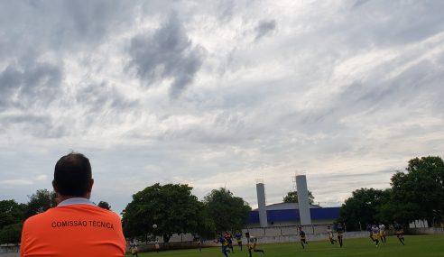 Palmas é o líder isolado do Tocantinense Sub-15