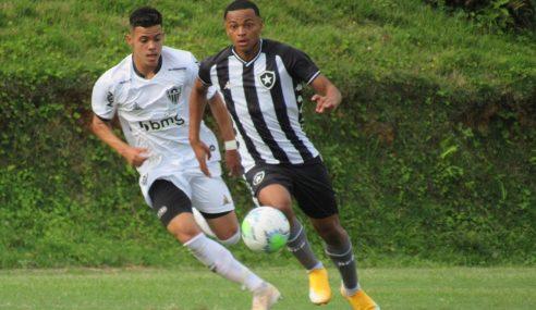 Seis clubes brigam por três vagas no mata-mata do Brasileirão Sub-20