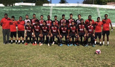 Íbis estreia no Pernambucano Sub-17 com vitória fora de casa