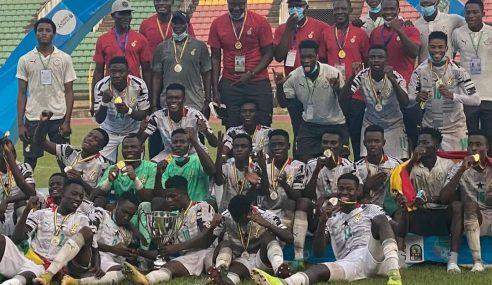 Gana bate Burkina Faso e fica com o título da Wafu B Cup