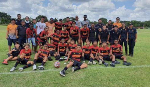 Sport estreia com goleada sobre o Cruzeiro no Pernambucano Sub-15