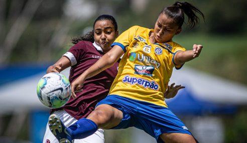 Brasileirão Feminino Sub-16: Avaí Kindermann vence Ferroviária, mas é eliminado no saldo de gols