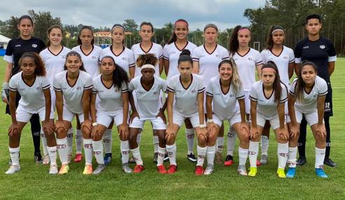 Ferroviária e Minas Brasília empatam na abertura do Brasileirão Feminino Sub-16