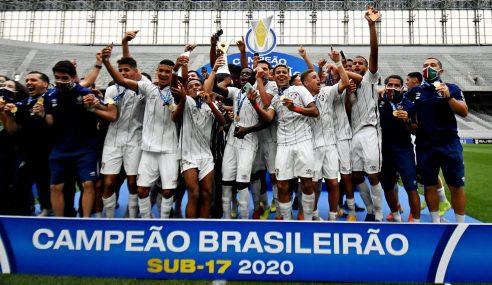 CBF adia início do Brasileirão Sub-17 para abril