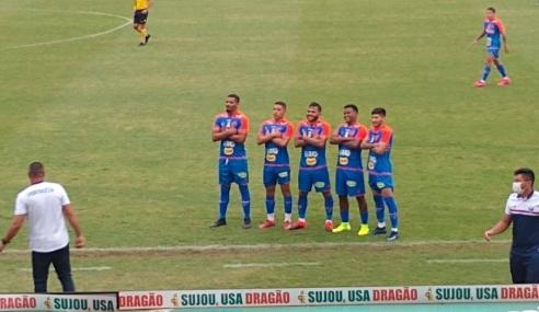 Fortaleza goleia ABC e garante vaga nas quartas da Copa do Nordeste Sub-20
