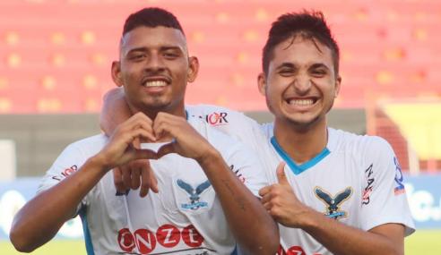 Perilima vence Fortaleza e fica com a liderança do Grupo C da Copa do Nordeste Sub-20