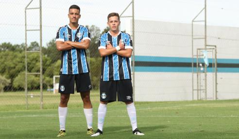 Grêmio vence Sport e se garante nas quartas do Brasileirão Sub-20