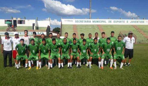 Força Jovem desiste do Tocantinense Sub-17