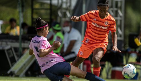 Internacional vence Audax e se garante nas semifinais do Brasileirão Feminino Sub-16
