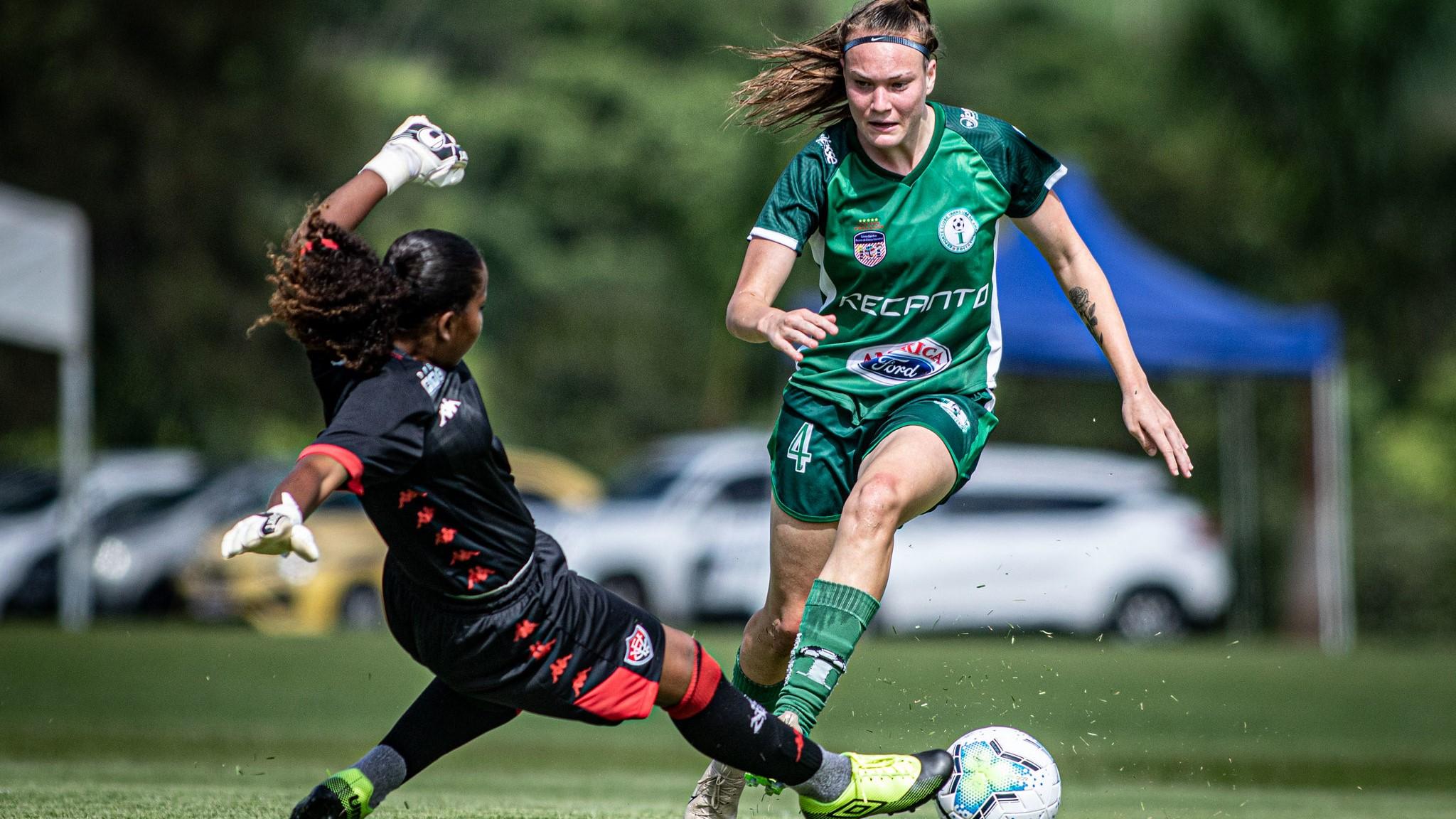 Iranduba bate Vitória, mas fica fora da próxima fase do Brasileirão Feminino Sub-16