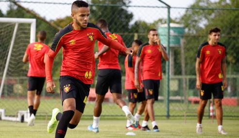 Sport acerta renovação com atacante até o fim do Brasileirão