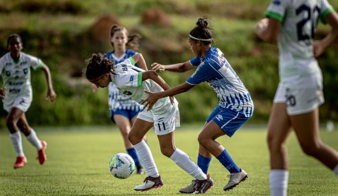 Minas Brasília resolve no primeiro tempo evence Avaí Kindermann pelo Brasileirão Feminino Sub-16