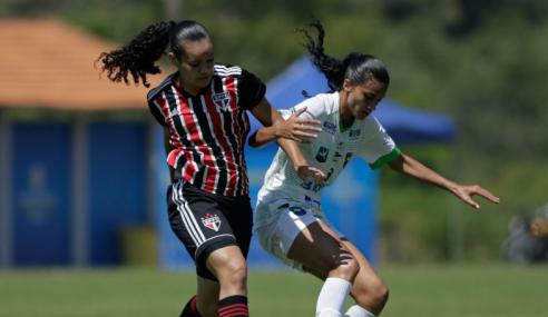 Minas Brasília vira sobre o atual campeão São Paulo e vai à final do Brasileirão Feminino Sub-16