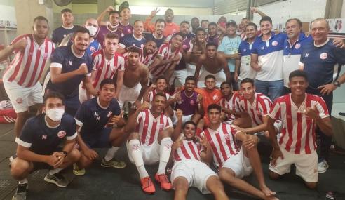 Náutico goleia Moto CLub em sua estreia na Copa do Nordeste Sub-20