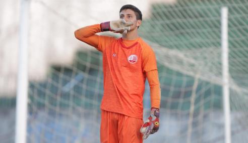 Goleiro decide, Náutico elimina Ceará nos pênaltis e avança na Copa do Nordeste Sub-20