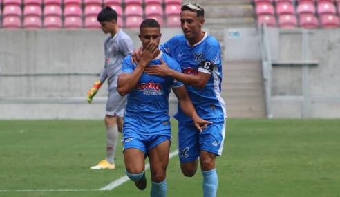Perilima vence Bahia e garante classificação às quartas da Copa do Nordeste Sub-20