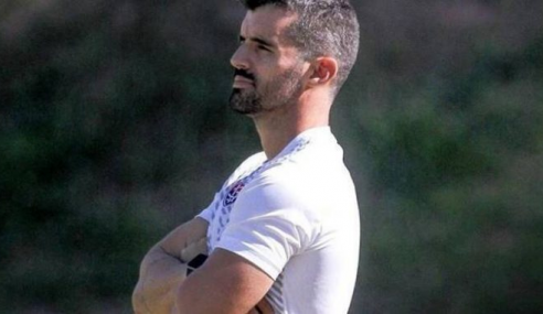 Vitória efetiva auxiliar como novo técnico do time sub-20