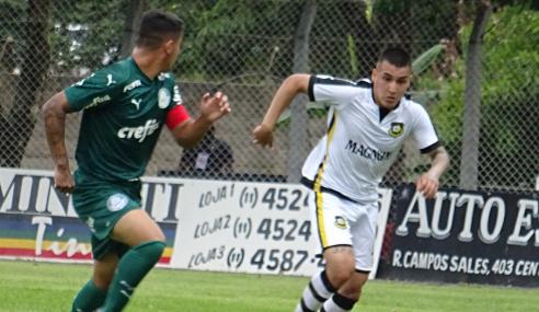 Palmeiras elimina São Bernardo FC nos pênaltis e vai às semifinais do Paulistão Sub-20