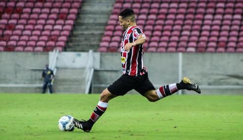 Copa do Nordeste Sub-20: CRB busca empate com o Santa Cruz e avança nos pênaltis