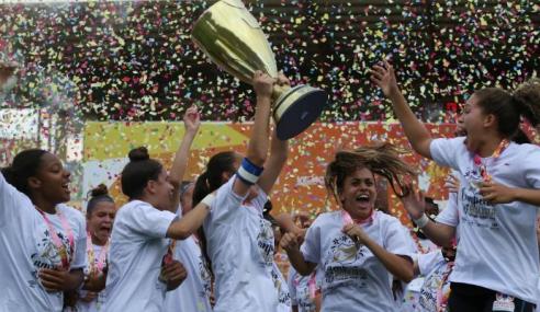 Santos vence Ferroviária e conquista título inédito do Paulistão Feminino Sub-17