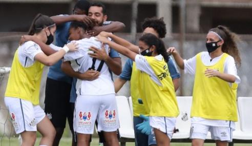 São Paulo vence e fará clássico nas semifinais do Paulistão Feminino Sub-17