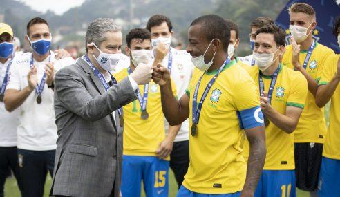Conmebol cria torneio amistoso entre seleções sub-21