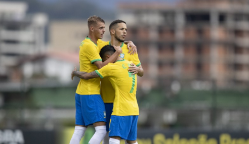 Seleção Brasileira vence Bolívia na estreia do Torneio Internacional Sub-20