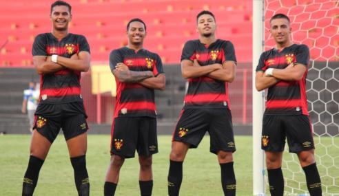 Sport vence Ceará na Ilha do Retiro pelo Brasileirão Sub-20