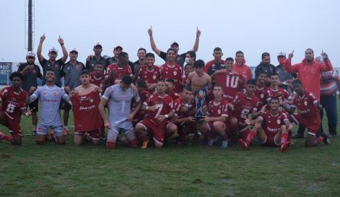 Vila Nova volta a vencer Atlético e conquista Torneio FGF Sub-17