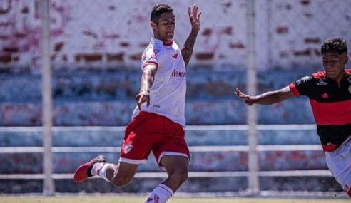 Vila Nova vence e quebra invencibilidade do Atlético no Torneio FGF Sub-17; times se garantem na final