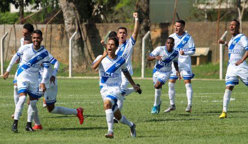 Taubaté vence Guarani fora de casa e vai às quartas do Paulistão Sub-20