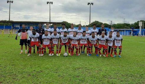 River bate Grêmio Santo Antônio na ida das oitavas da Copa do Brasil Sub-17