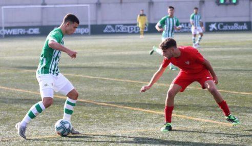 Real Betis e Sevilla empatam sem gols pelo Espanhol Sub-19