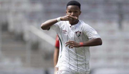 Artilheiro do Brasileiro Sub-17 promete um futuro brilhante para o Fluminense