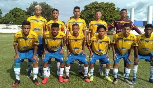 Palmas conquista vitória magra sobre o Paraíso no Tocantinense Sub-17