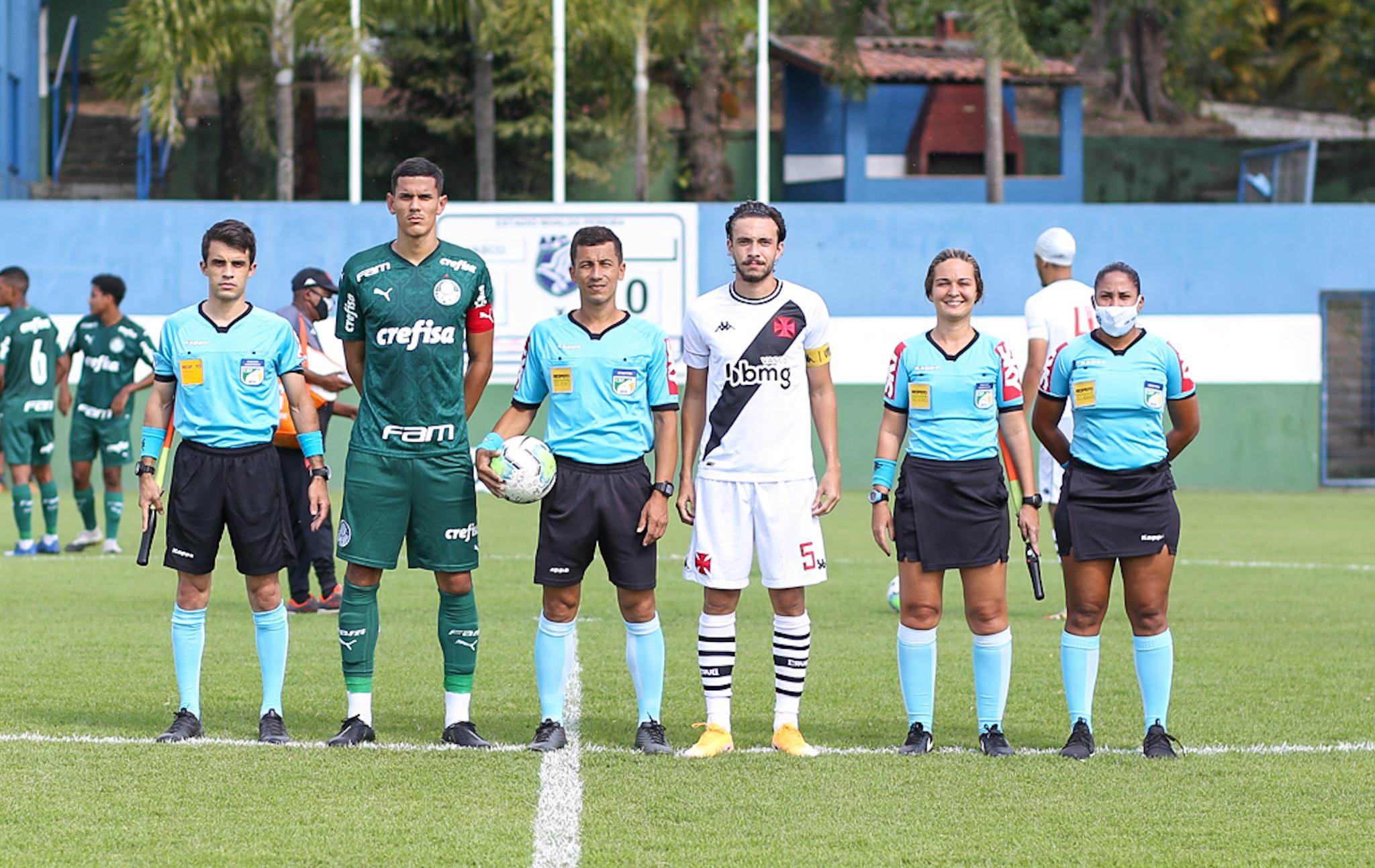 Veja o resumo do Brasileirão Sub-20 após a 15ª rodada