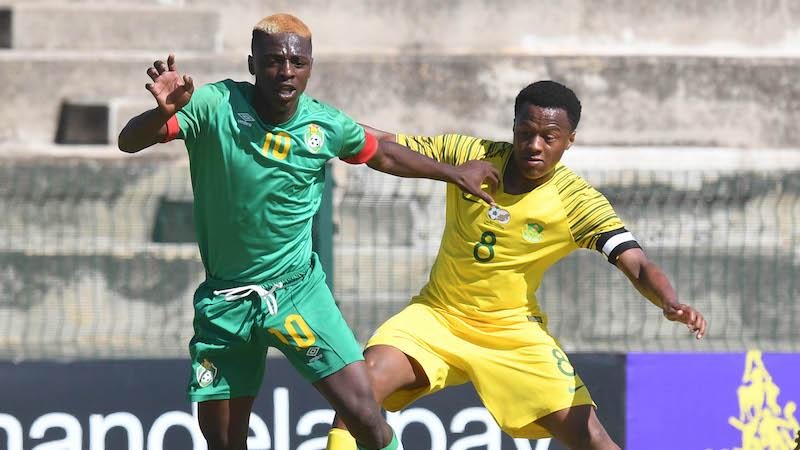 Moçambique larga na frente na COSAFA Sub-20